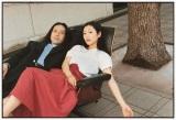 壇蜜との密着グラビアを公開したピース・又吉直樹