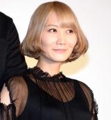 映画『メアリと魔女の花』チームメアリ結成トークイベントに出席したSaori (C)ORICON NewS inc.