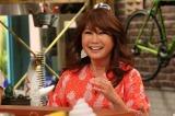 19日放送の関西テレビ『おかべろ』に出演するはるな愛 (C)関西テレビ
