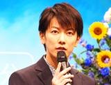 NHK連続テレビ小説『半分、青い。』でヒロインの幼なじみ役を演じる佐藤健 (C)ORICON NewS inc.