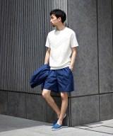 Style01 夏らしい爽やかなキレイ目ショーツコーデ 「エディフィス」のショーツ1万3000円(税抜) (C)oricon ME inc.