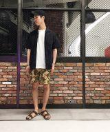 Style02 小僧感を払拭したカモフラショーツ使い 「ロックス」のショーツ7800円(税抜) (C)oricon ME inc.