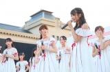 NGT48北原里英の卒業発表に固まるメンバーたち(C)AKS
