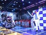 映画『ゴースト・イン・ザ・シェル』のブルーレイ&DVDリリースイベントの模様 (C)ORICON NewS inc.