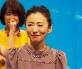 NHK連続テレビ小説『半分、青い。』に出演する松雪泰子 (C)ORICON NewS inc.