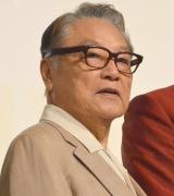 NHK土曜ドラマ『植木等とのぼせもん』の会見に出席した伊東四朗 (C)ORICON NewS inc.