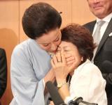 高畑淳子、裕太の質問をガード (17年08月23日)