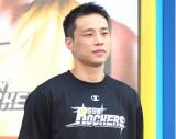 「B.LEAGUE(Bリーグ)」初の公式トーナメント戦『KANTO EARLY CUP』の記者会見に出席した広瀬健太選手 (C)ORICON NewS inc.