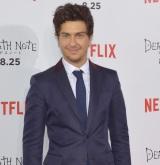 Netflixオリジナル映画『Death Note/デスノート』のジャパンプレミアに参加したナット・ウルフ (C)ORICON NewS inc.