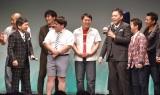 お笑いライブ『タイタンライブ』8月公演の模様 (C)ORICON NewS inc.