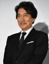 『関ヶ原』初日舞台あいさつに出席した役所広司 (C)ORICON NewS inc.