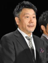 『関ヶ原』初日舞台あいさつに出席した原田眞人監督 (C)ORICON NewS inc.
