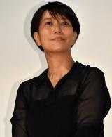 『幼な子われらに生まれ』初日舞台あいさつに出席した三島有紀子監督