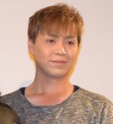 映画『GRAY ZONE』の初日舞台あいさつに出席したIZAM (C)ORICON NewS inc.