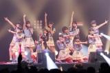 アイドルフェス『@JAM EXPO』にも初出演した=LOVE