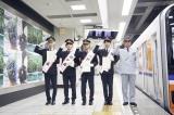 臨時イベント列車「KEYTOBU」出発進行!