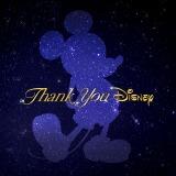 『Thank You Disney』ジャケット写真