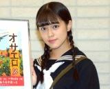 初出演舞台で膝枕シーンに照れていたSKE48・竹内彩姫 (C)ORICON NewS inc.