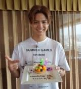 メンバーからサプライズで誕生日を祝福されたGENERATIONS・片寄涼太