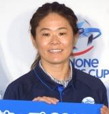 『ダノンネーションズカップ 2018 in JAPAN』の開催決定発表会に出席した澤穂希 (C)ORICON NewS inc.