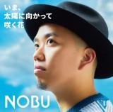 NOBUのニューシングル「いま、太陽に向かって咲く花」