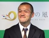 『いわて純情米/銀河のしずく』CM発表会に出席したカミナリ・竹内まなぶ (C)ORICON NewS inc.