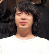 連続テレビ小説『ひよっこ』クランクアップ取材会に出席した峯田和伸 (C)ORICON NewS inc.
