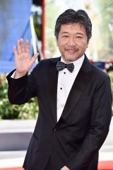 『第74回ベネチア国際映画祭』に参加した是枝裕和監督