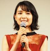 NHK連続テレビ小説『わろてんか』第1週試写会に出席した葵わかな (C)ORICON NewS inc.