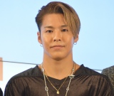 『LIVE DAM STADIUM STAGE』商品発表会に出席したTHE RAMPAGE from EXILE TRIBE・RIKU (C)ORICON NewS inc.