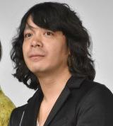 映画『パーフェクト・レボリューション』完成披露上映会に出席した峯田和伸 (C)ORICON NewS inc.