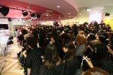 原宿でアルバム発売イベントを開催したシド Photo by:飯岡拓也