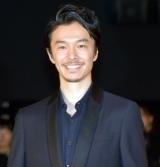 映画『散歩する侵略者』公開初日舞台あいさつに登壇した長谷川博己 (C)ORICON NewS inc.