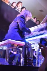 「Forever Love」「ENDLESS RAIN」を生演奏したYOSHIKI (C)ORICON NewS inc.