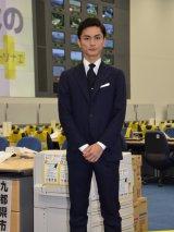 防災への意識向上と協力を呼びかけた熊本県出身の俳優・高良健吾 (C)ORICON NewS inc.