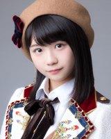 AKB48の50thシングル選抜メンバーの小畑優奈(SKE48)※初選抜(C)AKS