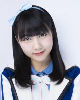 AKB48の50thシングル選抜メンバーの田中美久(HKT48)※初選抜(C)AKS