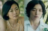 映画『蝶の眠り』で共演する(左から)中山美穂、キム・ジェウク (C)2017 SIGLO, KING RECORDS, ZOA FILMS