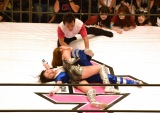 『豆腐プロレス The REAL 2017 WIP CLIMAX』の模様 (C)ORICON NewS inc.