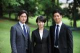 共演する石丸幹二(左)と工藤阿須加(右)(C)テレビ朝日
