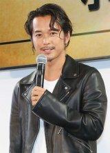 『TOYOTA SUVシリーズ PRイベント』に出席したクリエイティブディレクターの小橋賢児 (C)oricon ME inc.