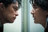是枝裕和監督のオリジナル脚本による法廷が舞台の心理サスペンス『三度目の殺人』は2位スタート(C)2017『三度目の殺人』製作委員会