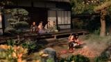 au「三太郎シリーズ」新CM『必ずの織姫』篇の場面カット