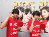 卓球猛練習中の佐野勇斗を塩崎太智が応援「1試合でも多く勝ってほしい」