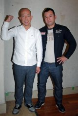 『キングオブコント2012』で優勝したバイきんぐ (C)ORICON DD inc.