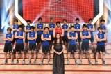 TBS系『究極の男は誰だ!?最強スポーツ男子頂上決戦2017秋』の挑戦者たちの顔ぶれ(C)TBS