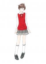 ハイジ=中高一貫の私立女子校に通う高校1年生。中学から陸上部に所属
