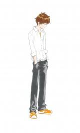 ペーター=男子校に通う高校1年生。おんじが経営する「喫茶アルプス」でアルバイトをしている