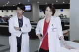主演の米倉涼子とは4年ぶりの共演(C)テレビ朝日