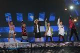 『AAA DOME TOUR 2017 -WAY OF GLORY-』東京公演2日目を開催したAAA